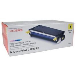 Fuji Xerox CT350570 ตลับหมึกโทนเนอร์ สีเหลือง Yellow Original Toner Cartridge