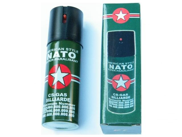 สเปรย์พริกไทย NATO