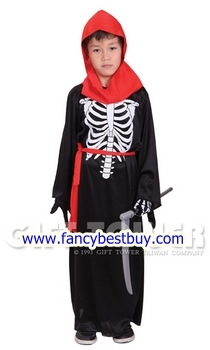 ชุดปีศาจเดวิล Devil Costume แฟนซีเด็ก สำหรับวันฮาโลวีน มีขนาด L, XL