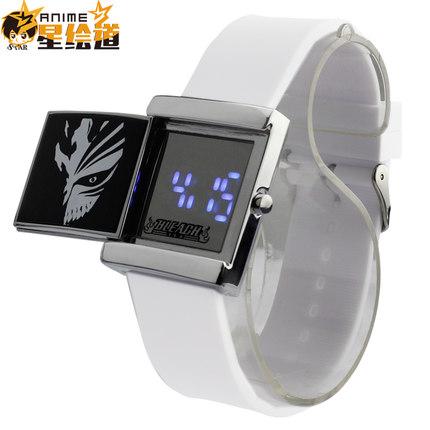 นาฬิกาข้อมือ LED BLEACH(สีขาว)