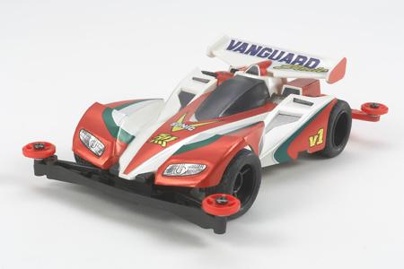 JR Vanguard Sonic Premium - Carbon Super-II Chassis