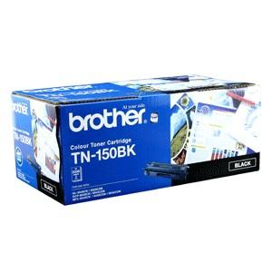 Brother TN-150BK ตลับหมึกโทนเนอร์ สีดำ Black Original LaserJet Toner Cartridge