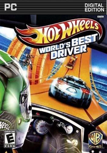 Hot Wheels Worlds Best Driver ( 1 DVD )