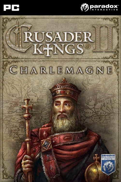 Crusader Kings II Charlemagne ( 1 DVD )