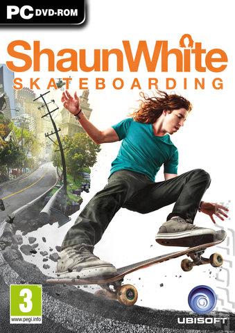 Shaun White Skateboarding ( 2 DVD )