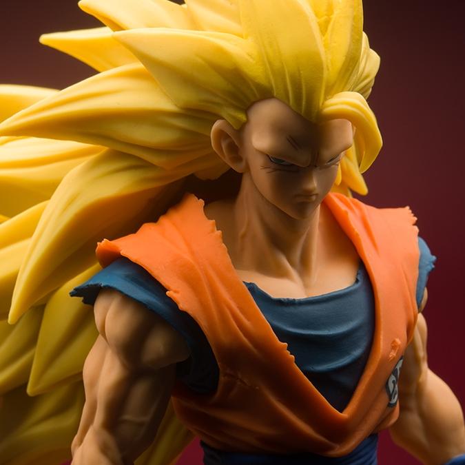 Dragon Ball : Son Goku Figure Colosseum
