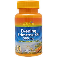 Thompson Evening Primrose Oil อาหารเสริมอีฟนิ่งพริมโรสออยส์จากญี่ปุ่นต่อต้านความเหี่ยวย่นความชราสต๊าฟอายุผิวของคุณใหอ่อนเยาว์