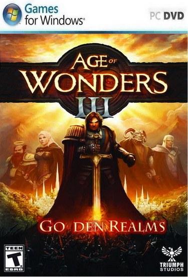 Age of Wonders III Golden Realms ( 1 DVD )