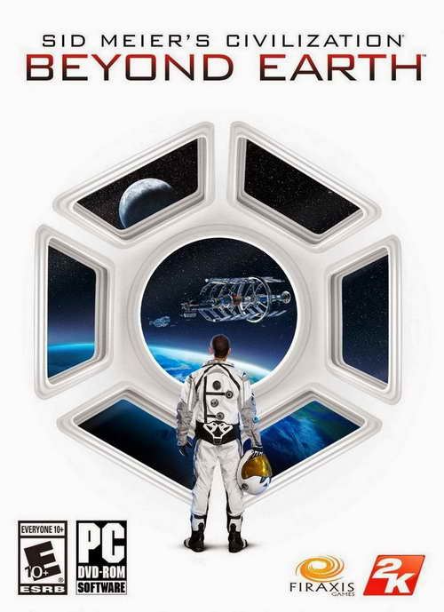 Sid Meiers Civilization Beyond Earth ( 1 DVD )