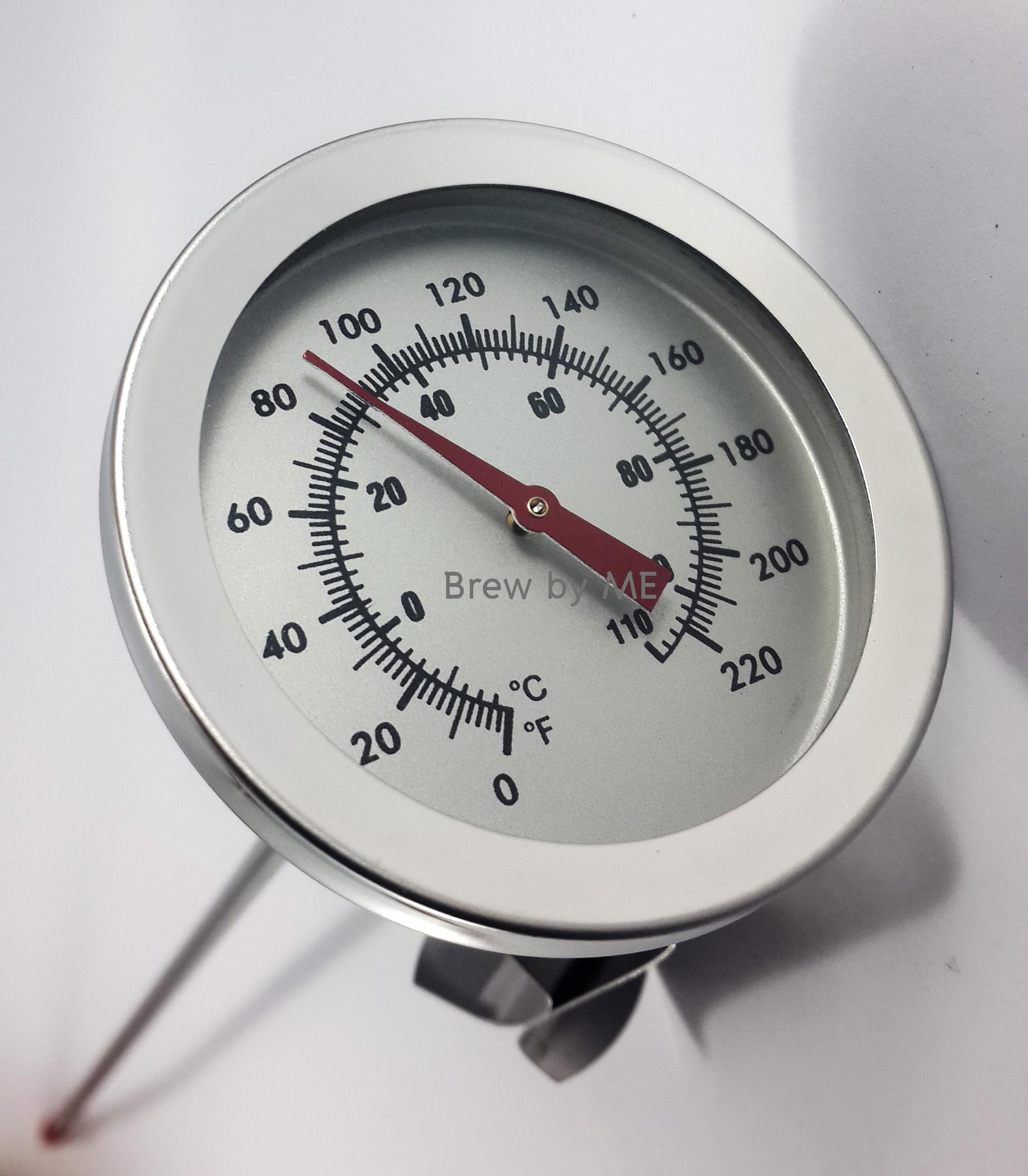 """Dial Thermometer 12"""" ขนาดยาว 12 นิ้ว"""