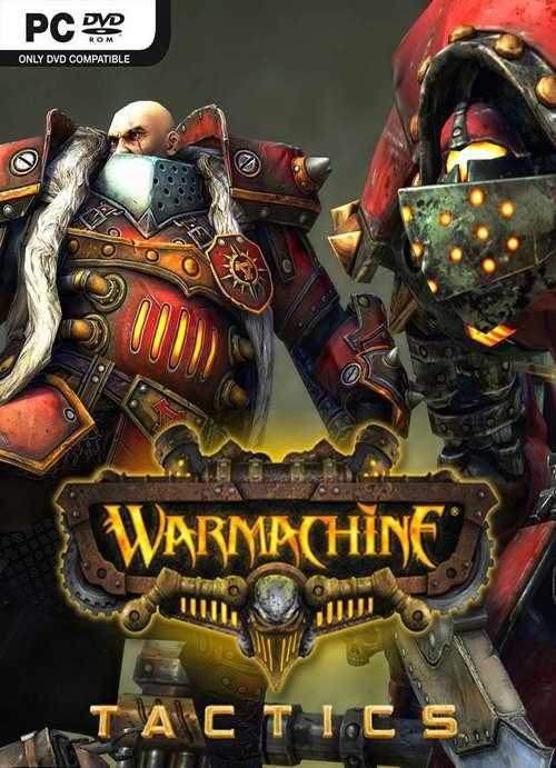 Warmachine Tactics ( 1 DVD )