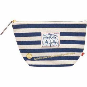 กระเป๋าใส่ของ Sumikko Gurashi (กะลาสีไซส์กลาง)
