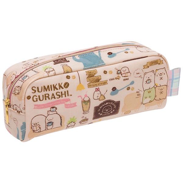 กระเป๋าดินสอ Sumikko Gurashi (ร้านกาแฟ)