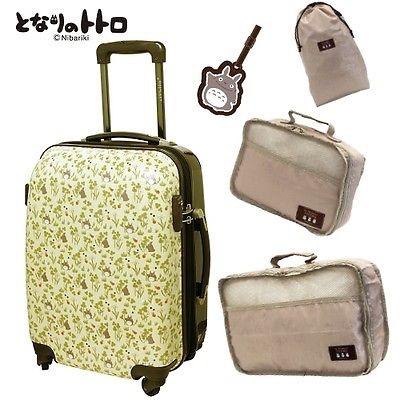 กระเป๋าเดินทาง My Neighbor Totoro