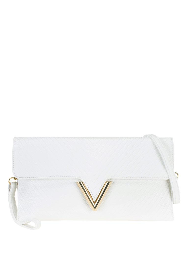 กระเป๋าคลัทช์ Twisted V