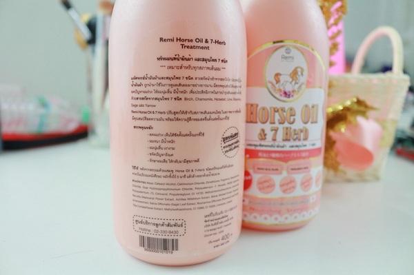 remi shampoo