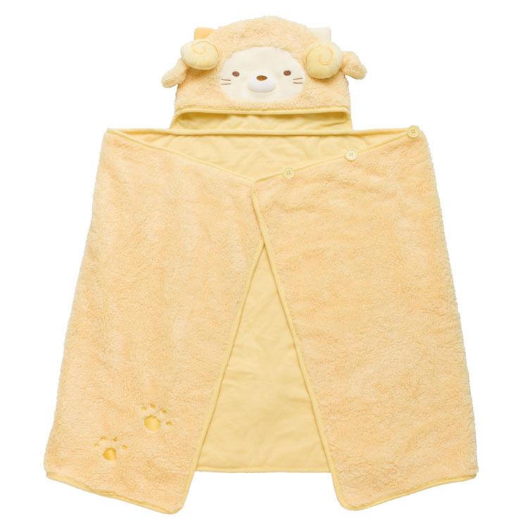 ผ้าคลุม Sumikko Gurashi แมว (ชุดแกะ)